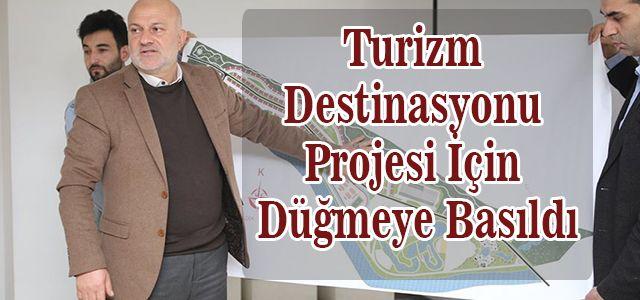 Turizm Destinasyonu Projesi İçin Ardeşen'de Toplandılar