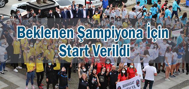 Türkiye Rafting Şampiyonası İçin Start Verildi