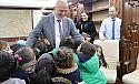 Ardeşen Atatürk Anaokulu Öğrencilerinden Başkan Kahya'ya Ziyaret