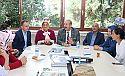 Başkan Gültekin'den yeni Eğitim Öğretim yılı hayırlı olsun ziyareti