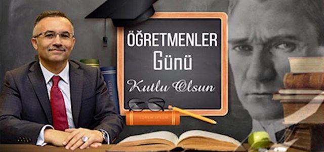 Vali Çeber'den 24 Kasım 2020 Öğretmenler Günü Mesajı